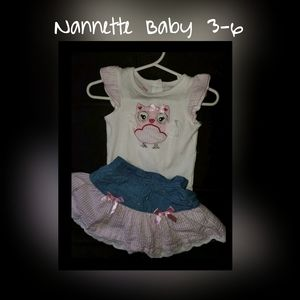 3-6 months nannette baby